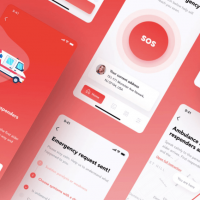 Life-saving Emergency App for Ambulance Call