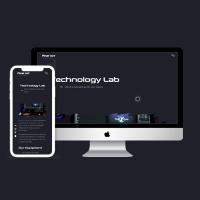 Pixel Act Website