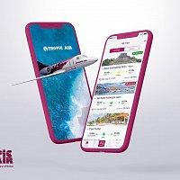 Tropic Air Flight booking mobile application