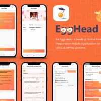 Be EggHead: Online Exam Preparation App for UPSC & MPPSC Prelims