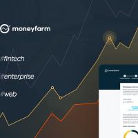 Moneyfarm - a leading UK digital wealth management application