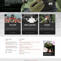 The EOD Warrior Foundation (EODWF)
