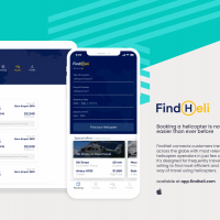 FindHeli – Booking a helicopter is now easier than ever before