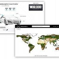 Car Action Web Development
