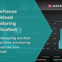 Warehouse Workload Monitoring Application