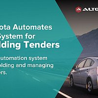 Toyota Automates Its System for Holding Tenders