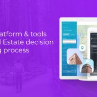 Web platform & tools for Real Estate decision making process