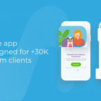 Improved UX, UI refresh & an agile development roadmap for Telefonica's main mobile app