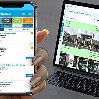 Surveying & Data Analytics platform for Managed Services company