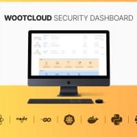 Wootcloud Security Dashboard