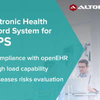Electronic Health Record System for DIPS