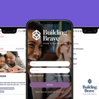 Mobile App Development for Building Brave