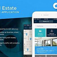 Mobile app for Real Estate