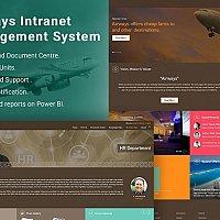 Airways Intranet Management System