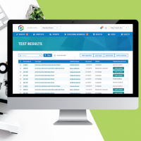 Provider/Lab Portal