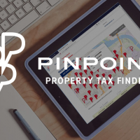 PinPoint Property Tax Finder - SaaS Product Development