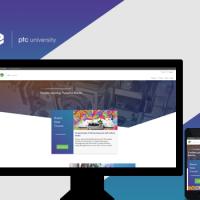 Custom Software Development for PTC University