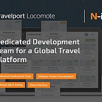 Dedicated Development Team for Travelport Locomote - a Global Travel Platform