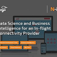 Data Science and Business Intelligence for a Global In-flight Connectivity Provider