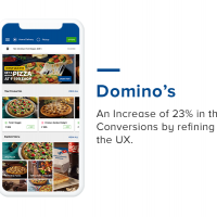 An Increase of 23% in the Conversions by refining the UX