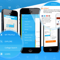 College Interactive: Web Platform and Mobile Applications to Connect Students and University Admission offices