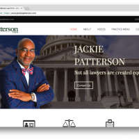 Attorney Website - The Patterson Firm