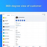 Mobile CRM App for iPad & iPhone