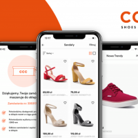 CCC Shoes & Bags – mobile commerce app for shoes & bags stores