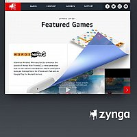 Web Development for Zynga