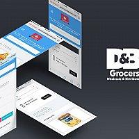 Mobile App Development for D&B Grocers