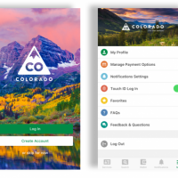 State of Colorado and the myColorado Mobile Application