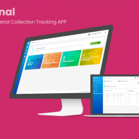 Raw Material Collection Tracking App