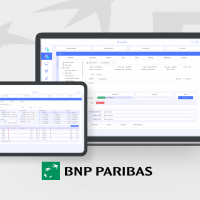 Software for auto monitoring over legislation changes (BNP Paribas)