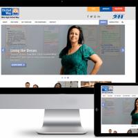 United Way - Responsive Website