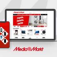 Software for self-service terminals and a recruitment portal (Media Markt)