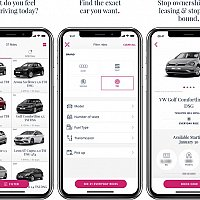 Dribe Car Subscription App