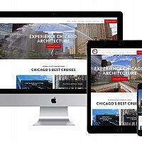 Web Development for Chicago Line Cruises