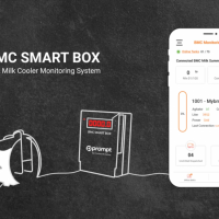 Monitoring of Milk Quality through Advanced Technology