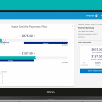 Orthofi's Customer-Facing Payment Slider