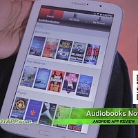Digital Book App - AudioBooksNow