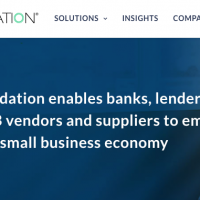 Loan application & servicing portal for lending startup