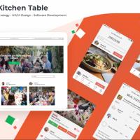 Kitchen Table App