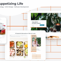 An Appetizing Life - Digital Food Magazine