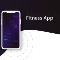 Fitness & Workout Management Application