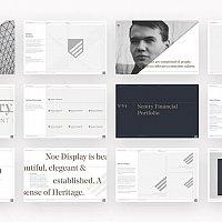 Sentry Financial – Modern Rebrand