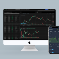 Cryptocurrency analysis market platform
