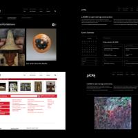 LACMA Application Design and Development
