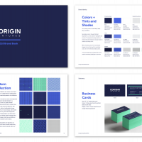 Corigin CMS Design and Development
