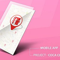 AAD's Tracking App for Coca-Cola.