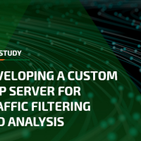 Developing a Custom ICAP Server for Traffic Filtering and Analysis